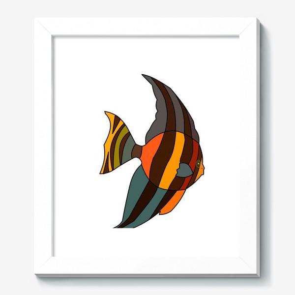 Картина «Рыба из Барбадоса»