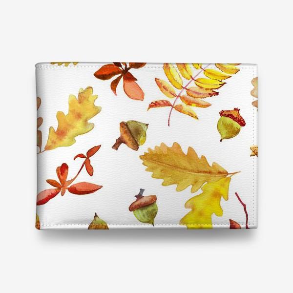Кошелек «Осеняя листва »