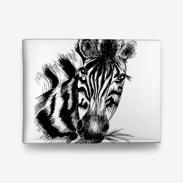 Кошелек «Дикая зебра»