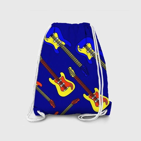 Рюкзак «Гитары»