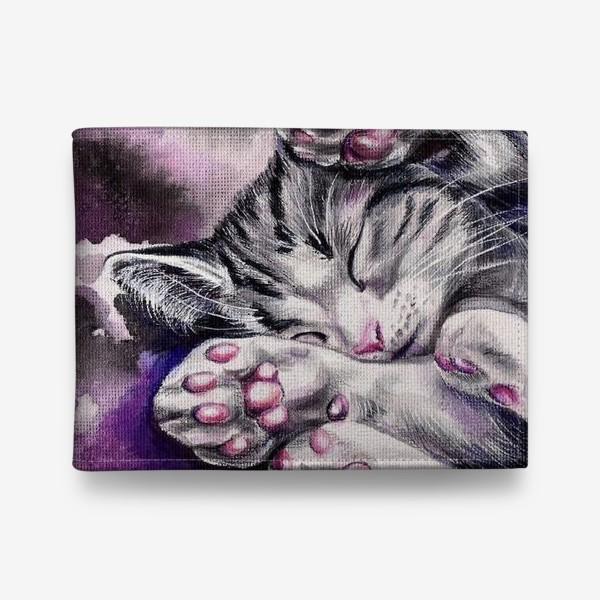 Кошелек «Котенок »