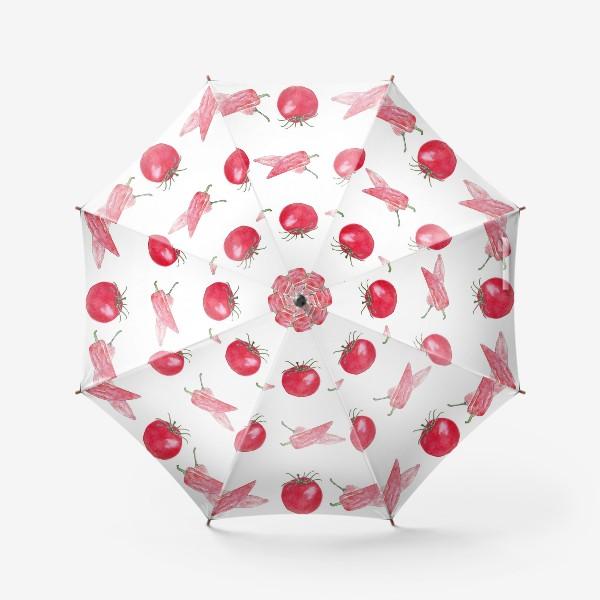 Зонт «овощное танго»