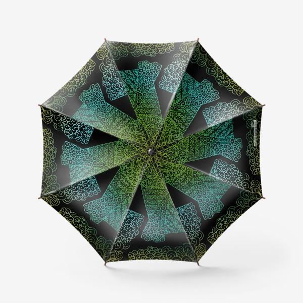 Зонт «психодел»