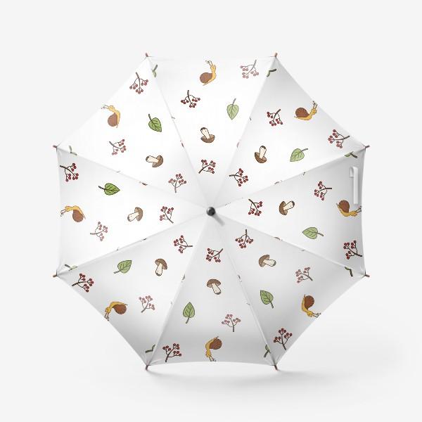 Зонт «Весёлая осень»