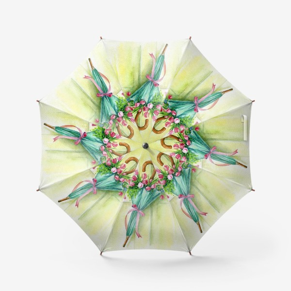 Зонт «Солнечный зонтик»