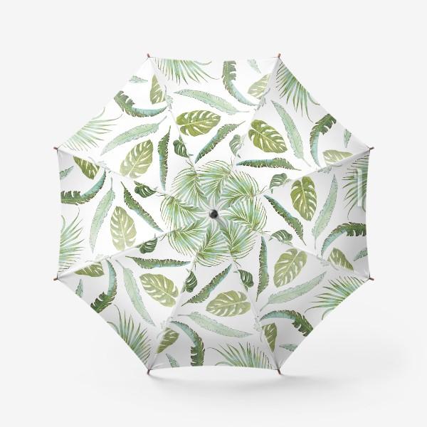 Зонт «Тропики»