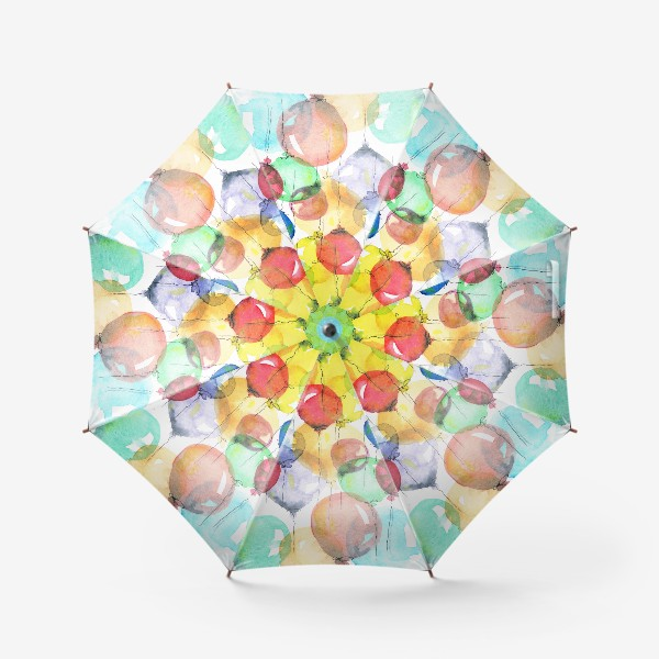 Зонт «шарики»