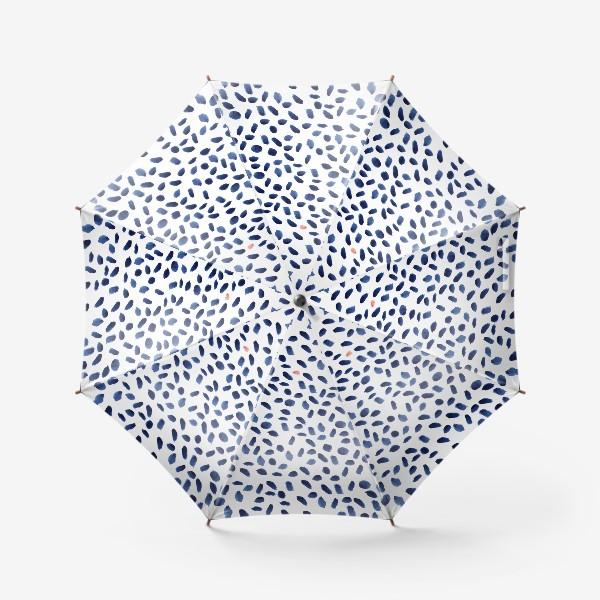 Зонт «Modern minimal watercolor»