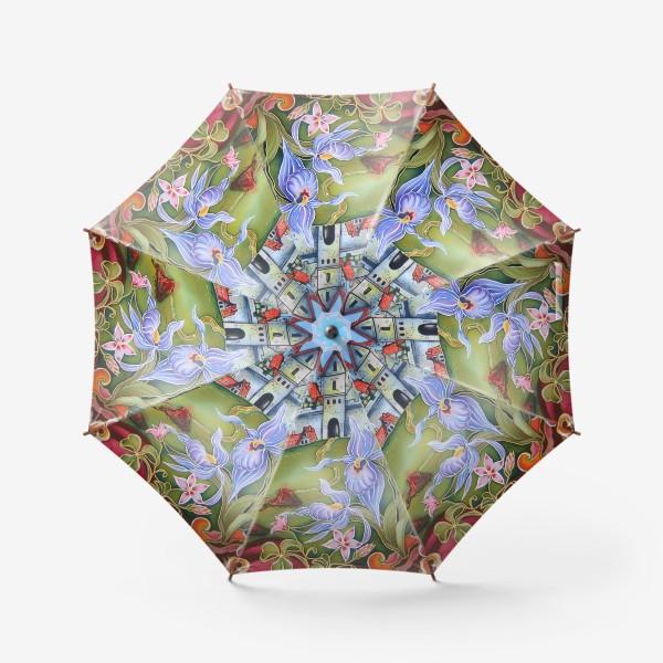 Зонт «Замки »