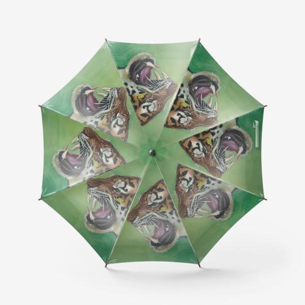 Зонт «Тигр »