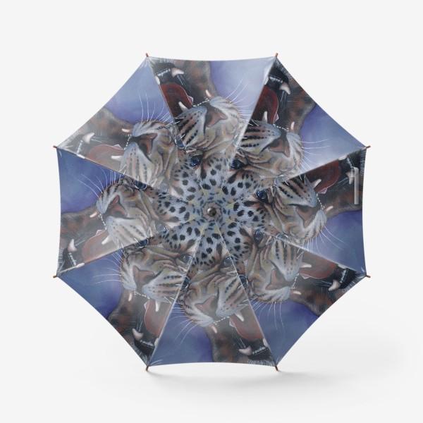 Зонт «Леопард »