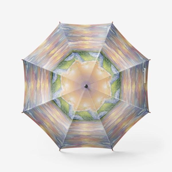 Зонт «Восход над морем»