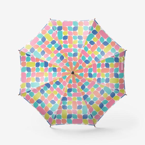 Зонт «Солнечное ретро»