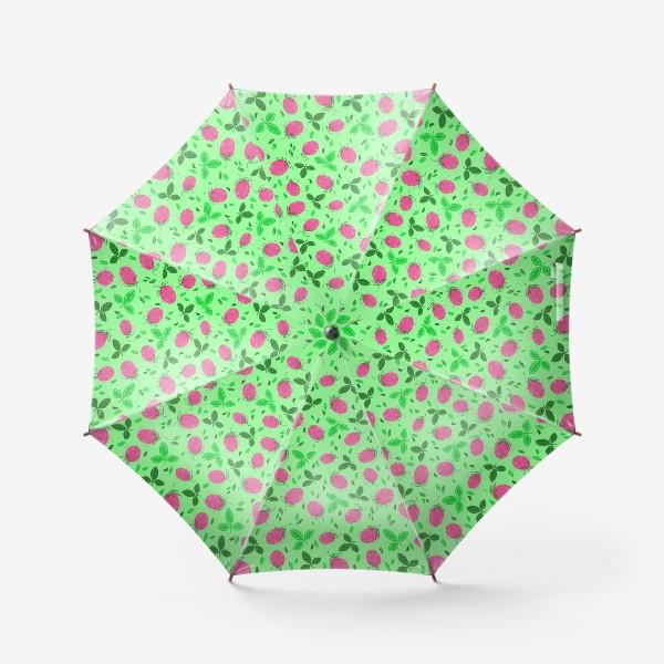 Зонт «Лужайка клевера»