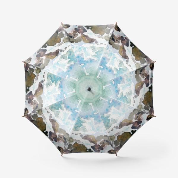 Зонт «Море для Водолея»