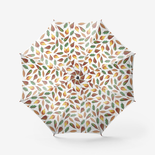 Зонт «Осень. Листья»