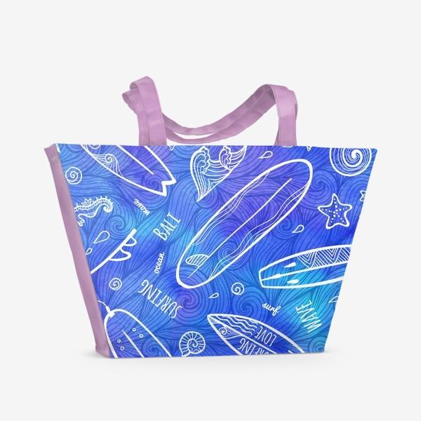 Пляжная сумка «Серфинг»