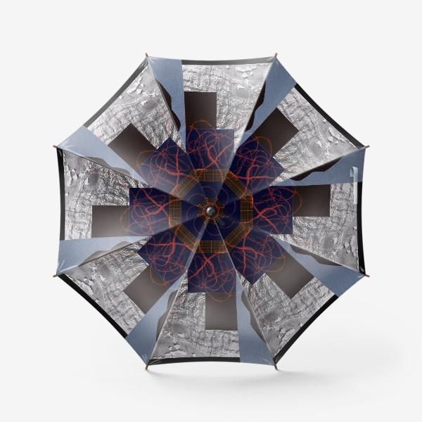 Зонт «коллаж»