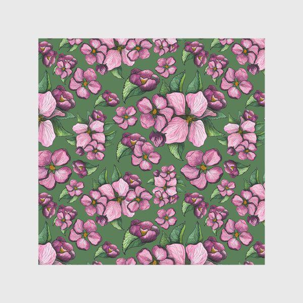 Скатерть «Весеннее цветение 2»