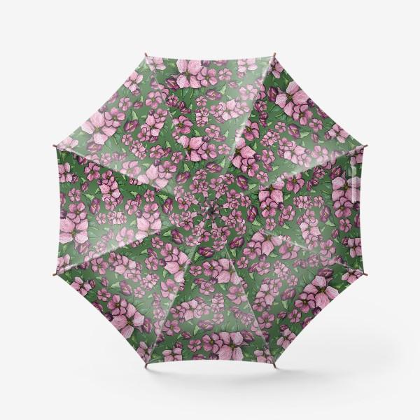 Зонт «Весеннее цветение 2»