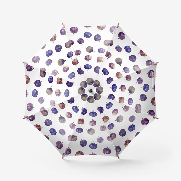 Зонт «Сочные сливки»