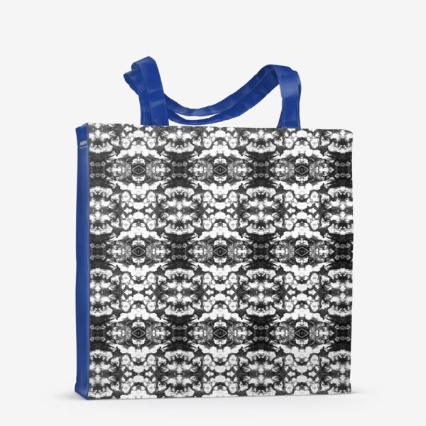 Сумка-шоппер «Абстрактный паттерн »