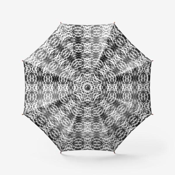 Зонт «Абстрактный паттерн »