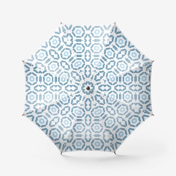 Зонт «Геометрический узор»