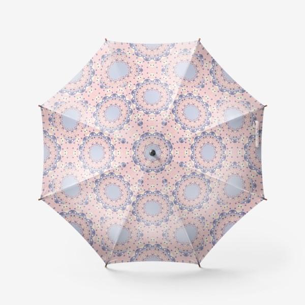 Зонт «Паттерн мандалы»