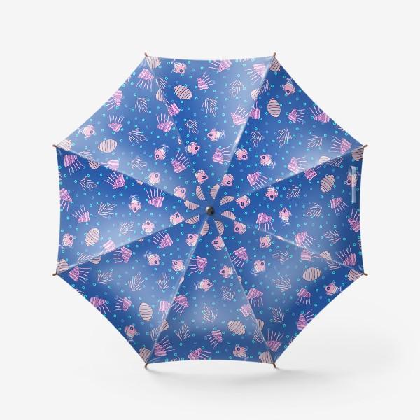 Зонт «Подводный мир 2»