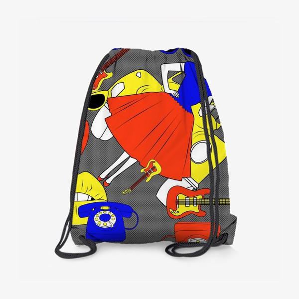 Рюкзак «Яркие 1950 »