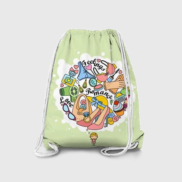 Рюкзак «Женские штучки»