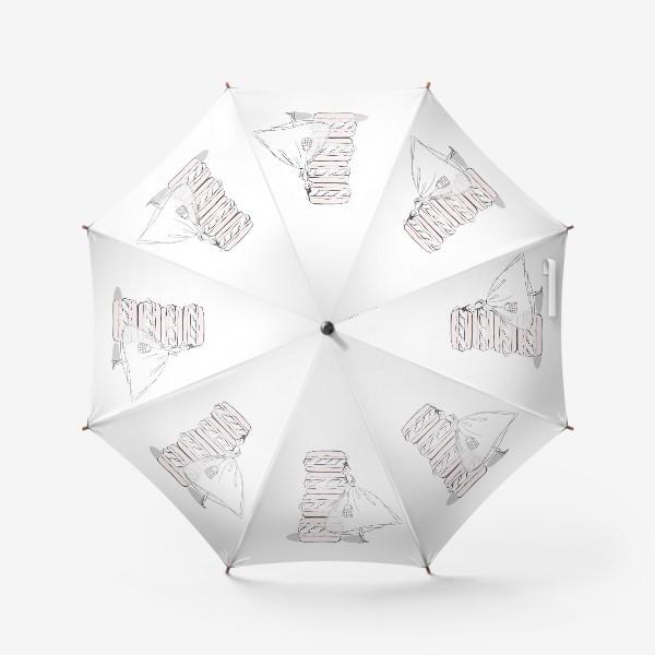 Зонт «макароны»