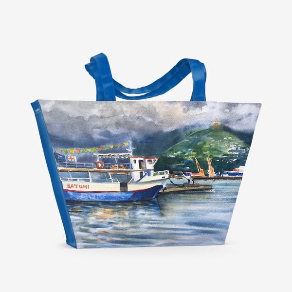 Пляжная сумка «Порт»