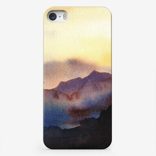 Чехол iPhone «Sunset»