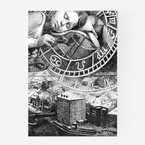 Постер «Сны старого города»