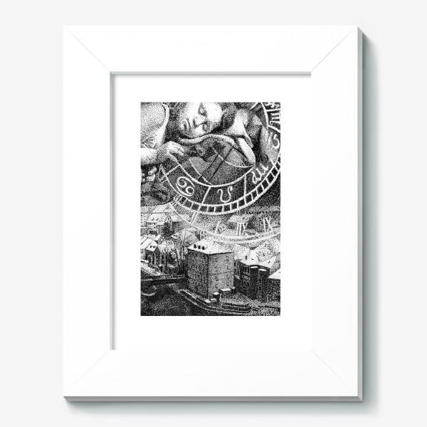 Картина «Сны старого города»