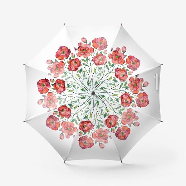Зонт «Маки»