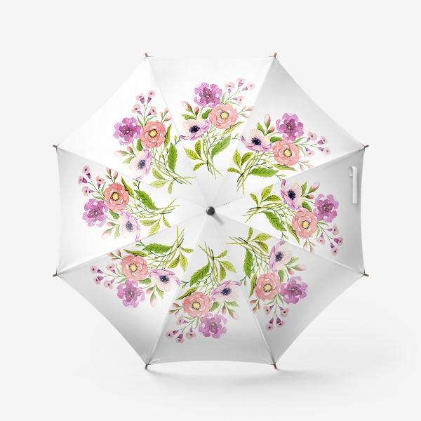 Зонт «Коралловые цветы»