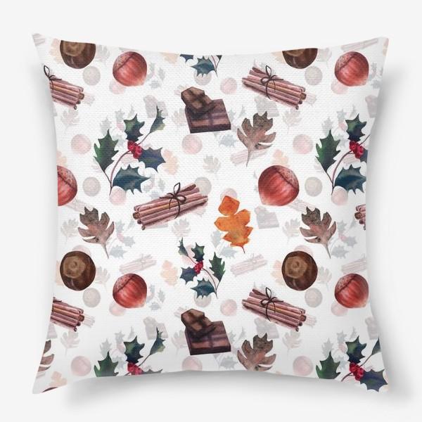 Подушка «Christmas morning»