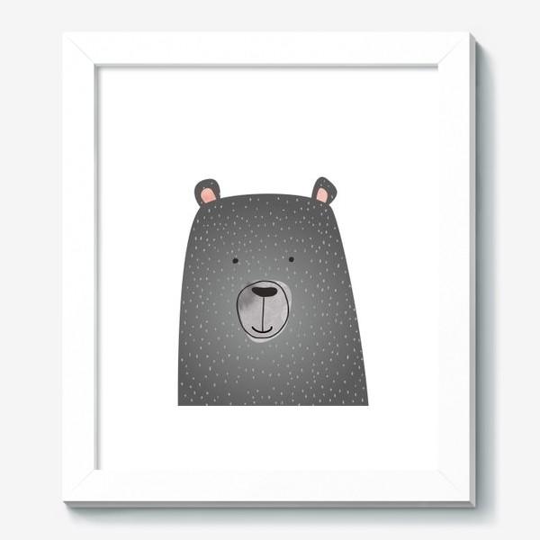 Картина «Мишка серый»