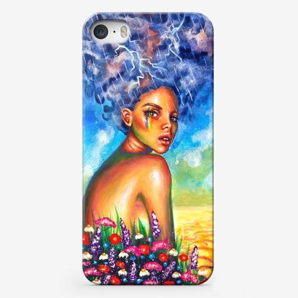 Чехол iPhone «Гроза»