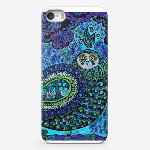 Чехол iPhone «dream in rain»