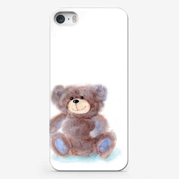 Чехол iPhone «Мишутка»