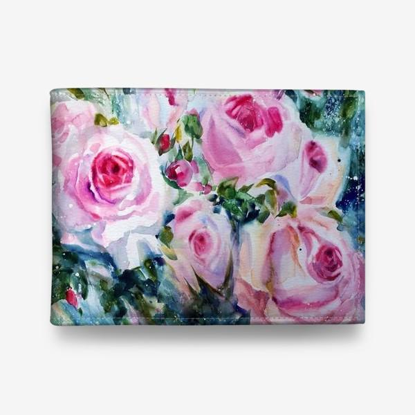Кошелек «Розовые розы»
