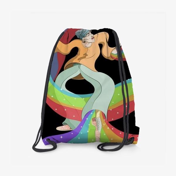 Рюкзак «странные танцы»