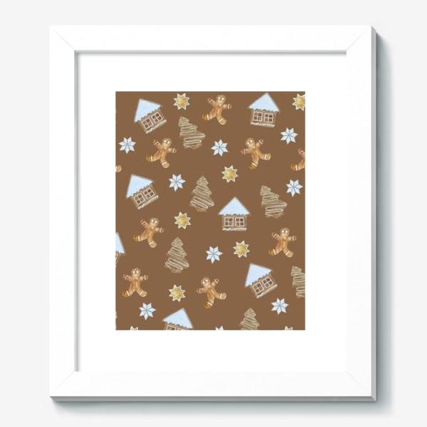 Картина «Рождественские печенья»
