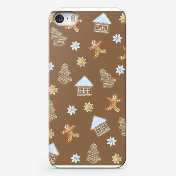 Чехол iPhone «Рождественские печенья»