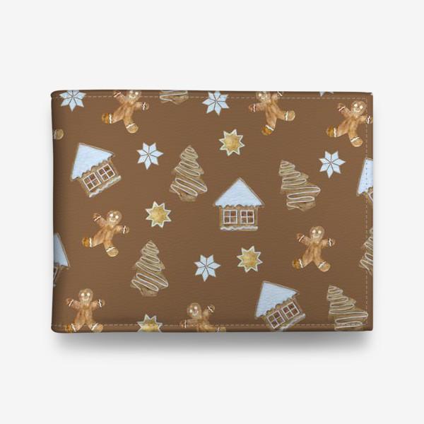 Кошелек «Рождественские печенья»