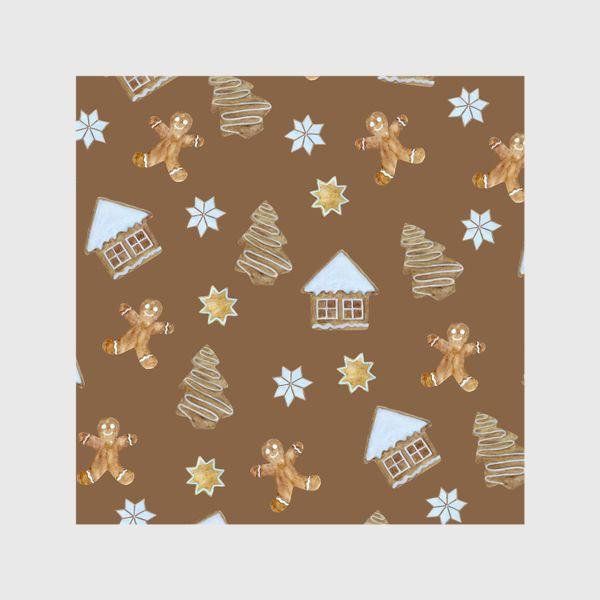 Шторы «Рождественские печенья»